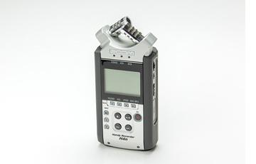ZOOM フィールドレコーダー H4n