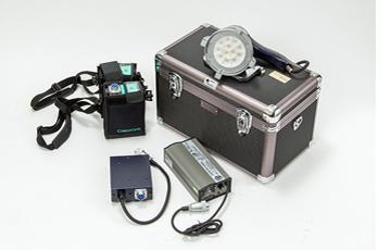 東芝LTE ハンディバッテリー LEDライトセット AL-LB-5-2SET