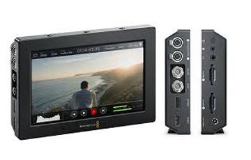Blackmagic Video Assist 4K レコーダー