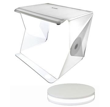 ターンテーブル+ スタジオ照明キットSET