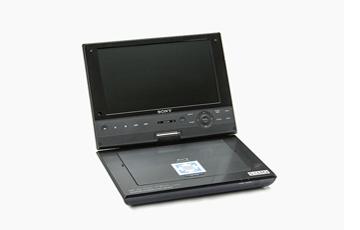 SONY BDP-SX910 ポータブルBlu-ray・DVDプレイヤー