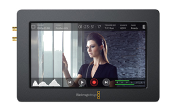 Blackmagic Video Assist HDレコーダー